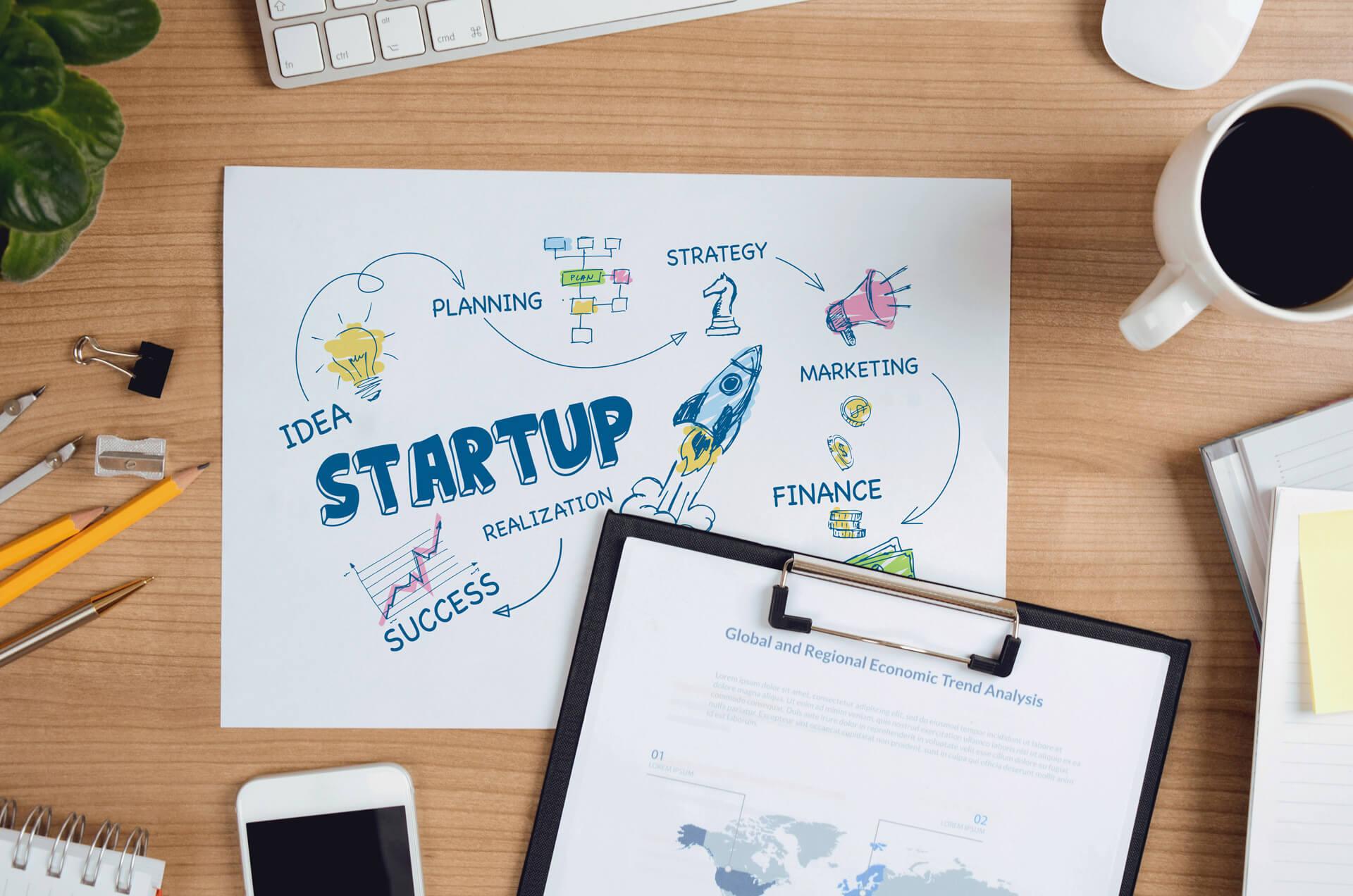 5 startups para ficar de olho em 2017