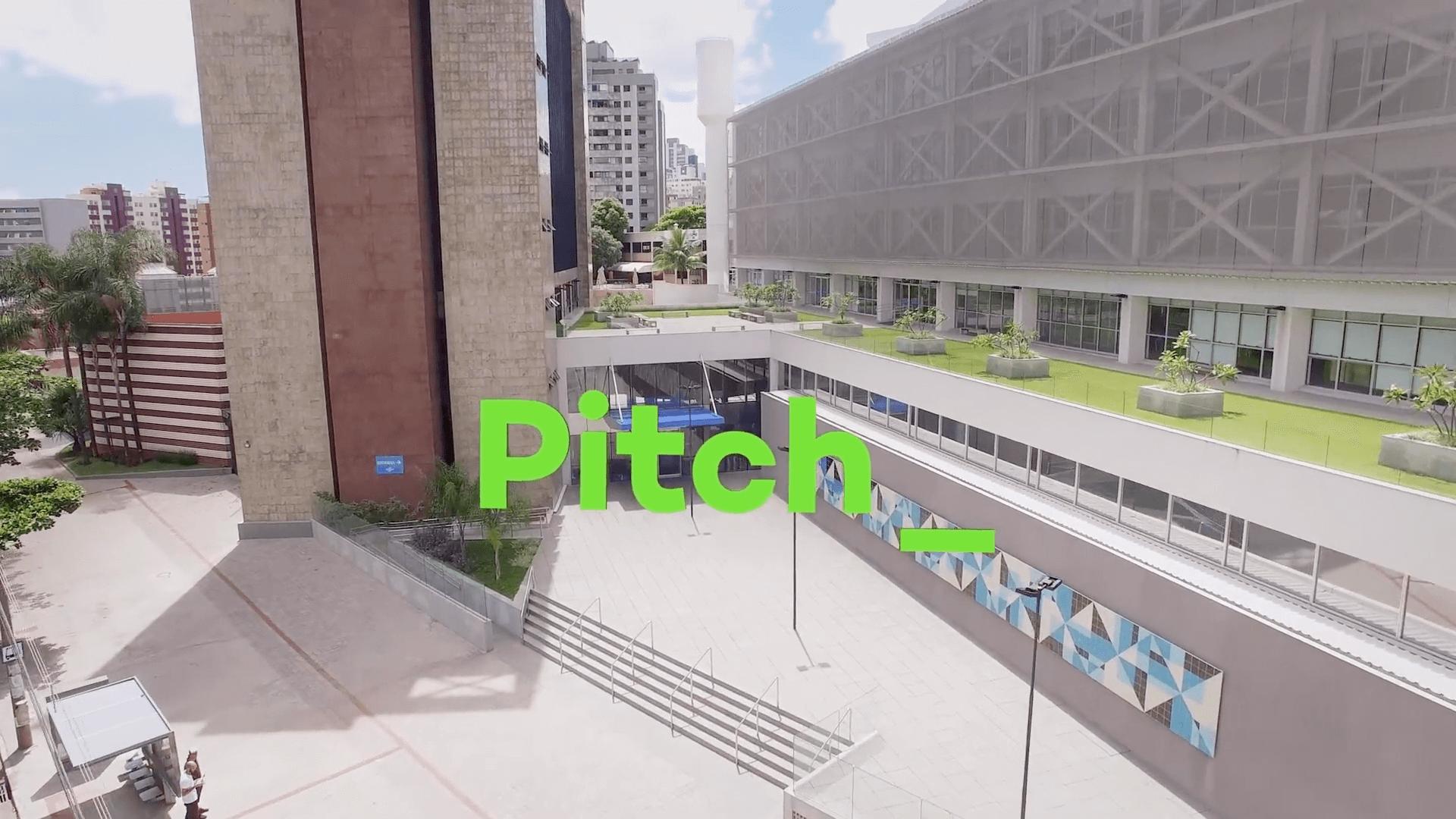Elevator Pitch: o que rolou