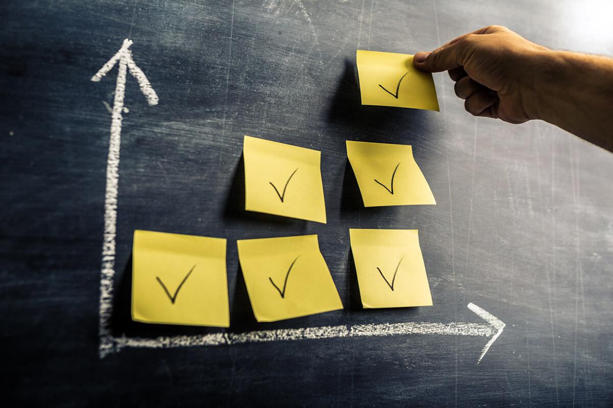 Checklist de ações para acelerar o crescimento da startup