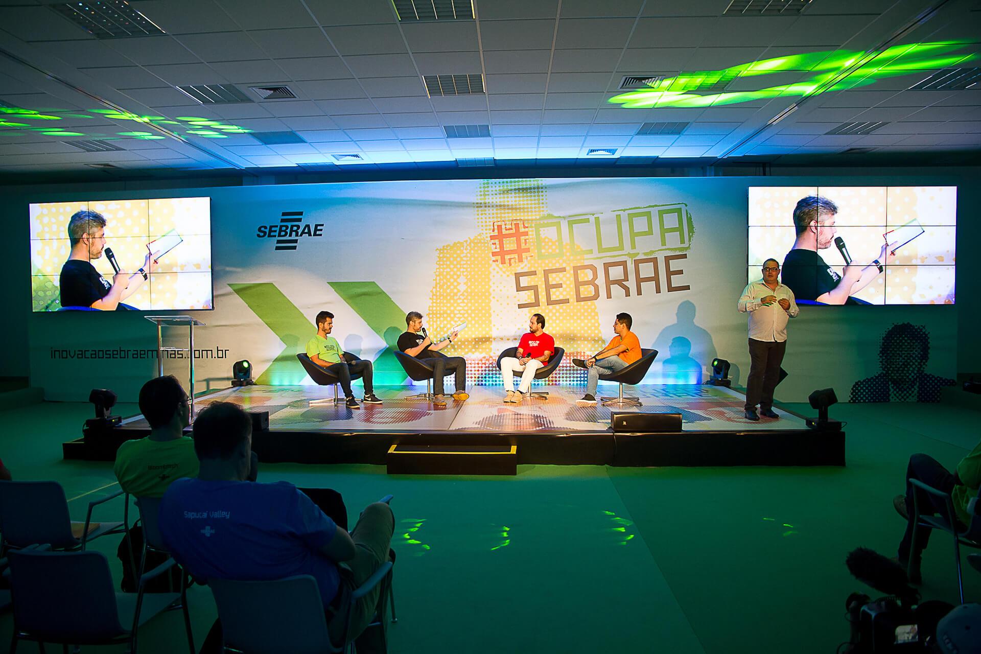 Ocupa Sebrae reúne ecossistemas de startups mineiros em BH