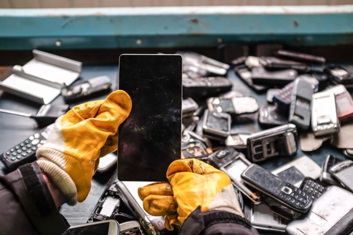 Lixo eletrônico: soluções inovadoras para o descarte