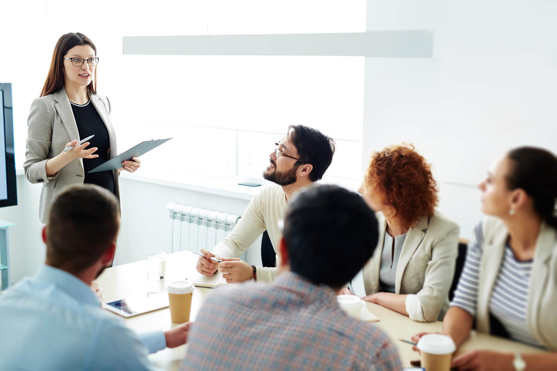 Dicas de treinamento em inovação para servidores públicos