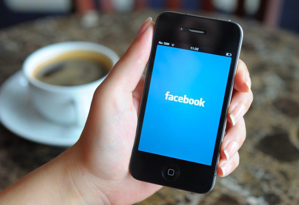 facebook para pequenas empresas
