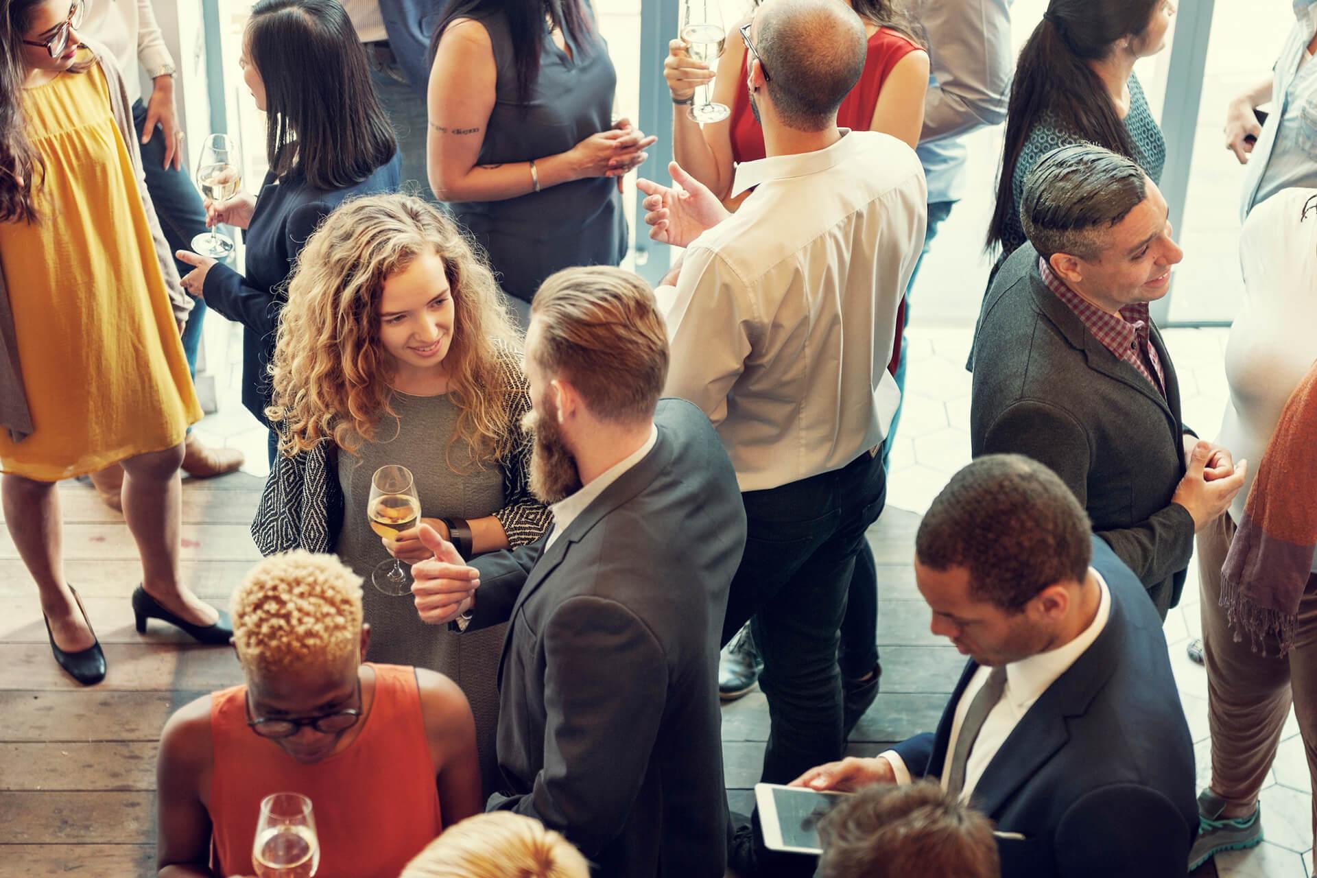 Como planejar um evento pode ajudar a atingir as metas do seu negócio