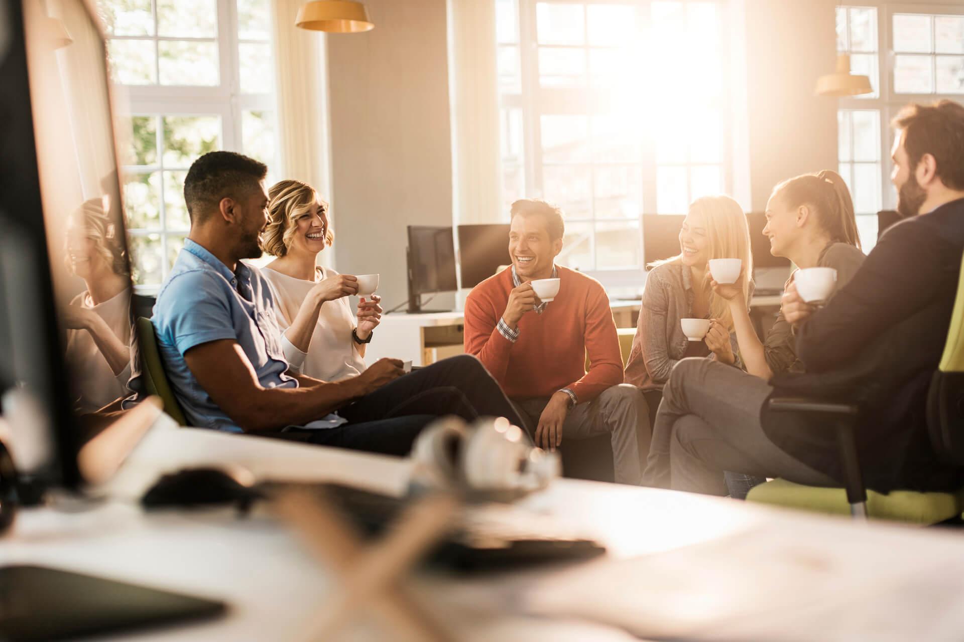Dicas de hábitos para um bom clima organizacional