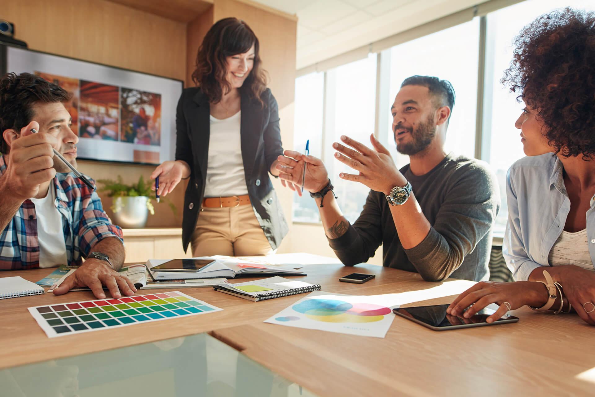 Saiba como estimular a criatividade da sua equipe