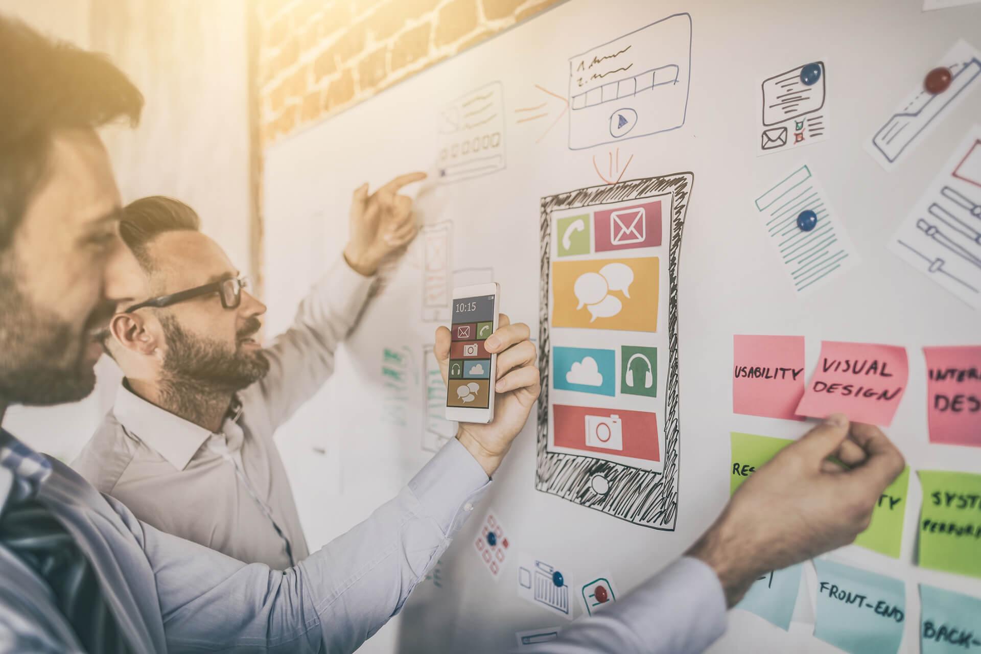 O que é e como fazer um protótipo de produtos digitais