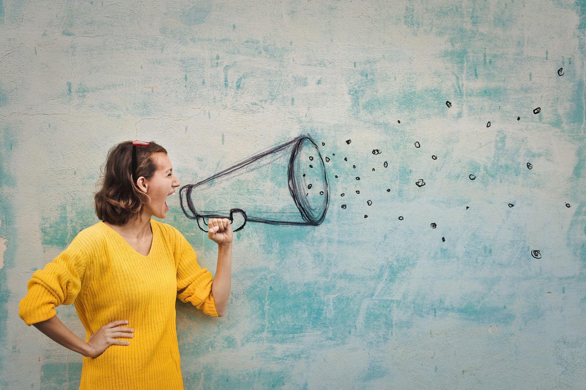 Como e porque definir o tom de voz da sua marca