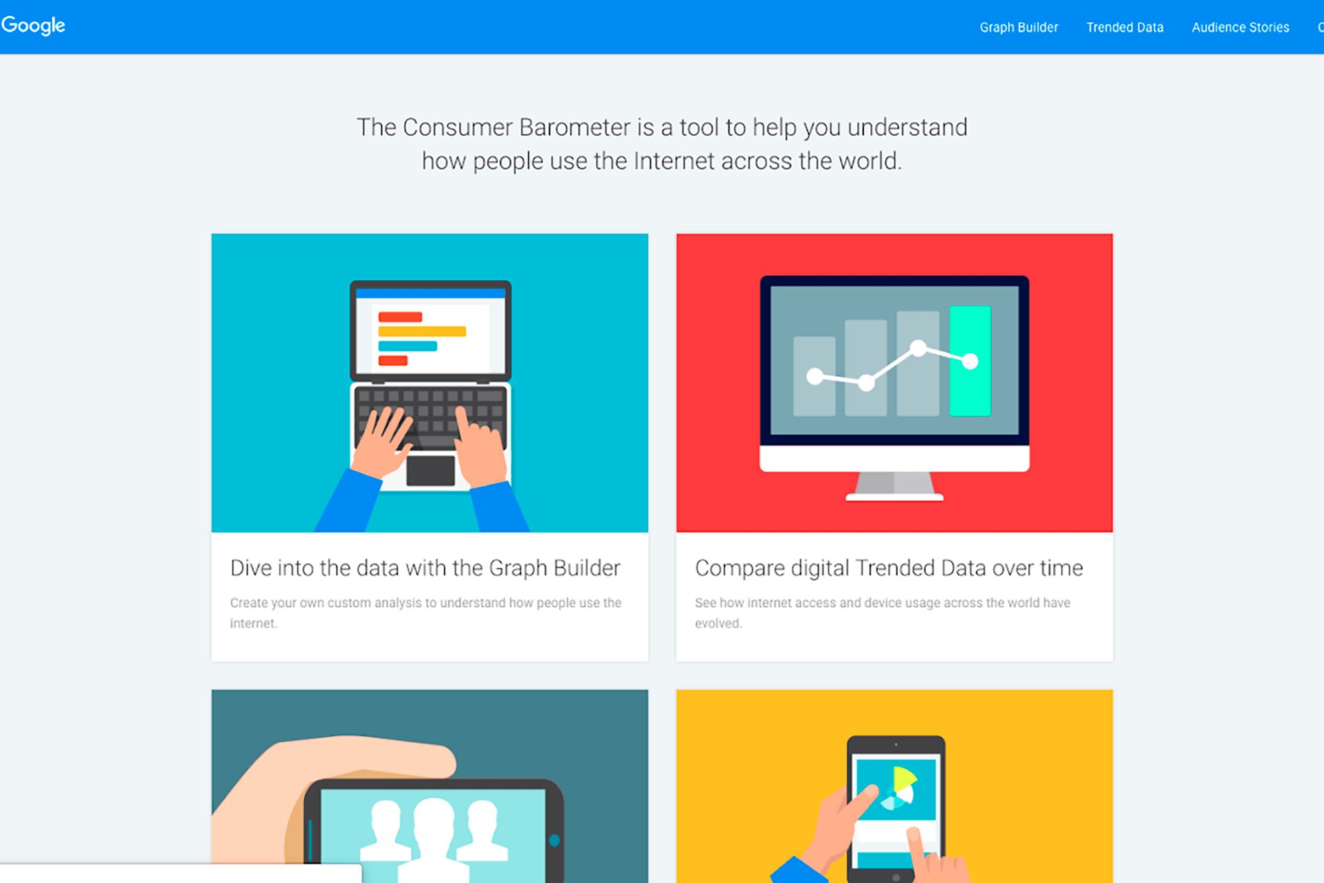 Consumer Barometer: conheça e aprenda a utilizar essa ferramenta do Google