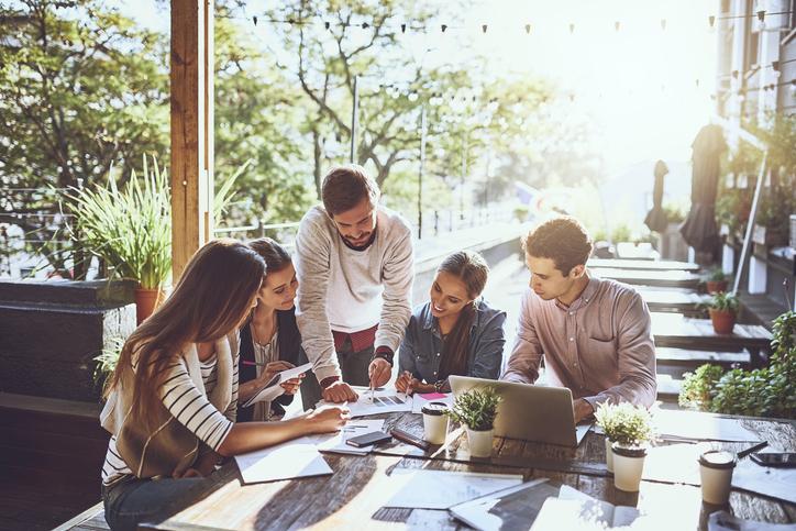 ecossistema de empreendedorismo