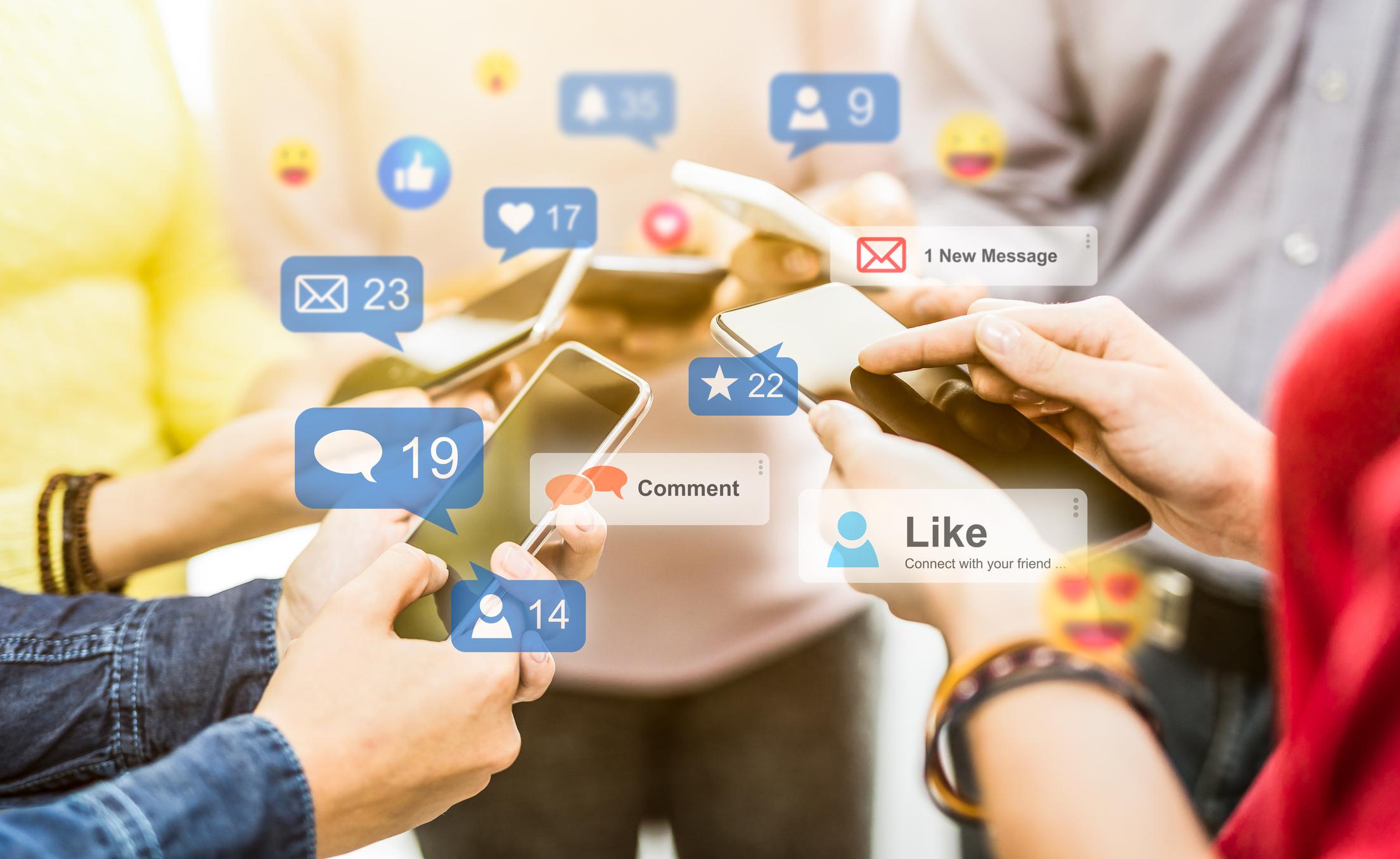 Tendências de Marketing Digital para redes sociais em 2021
