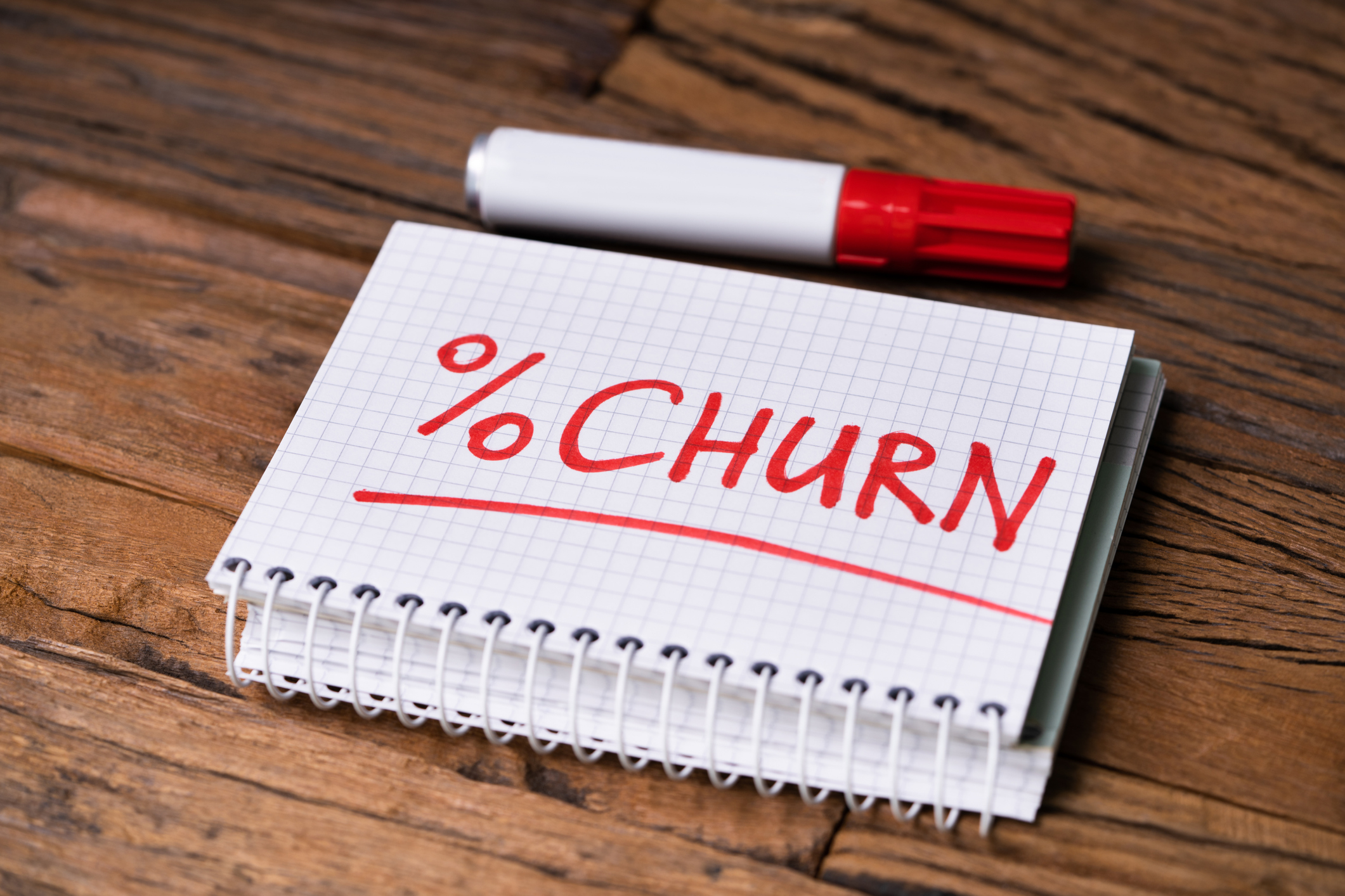 Churn Rate: 5 formas de diminuir a sua taxa de cancelamento de clientes