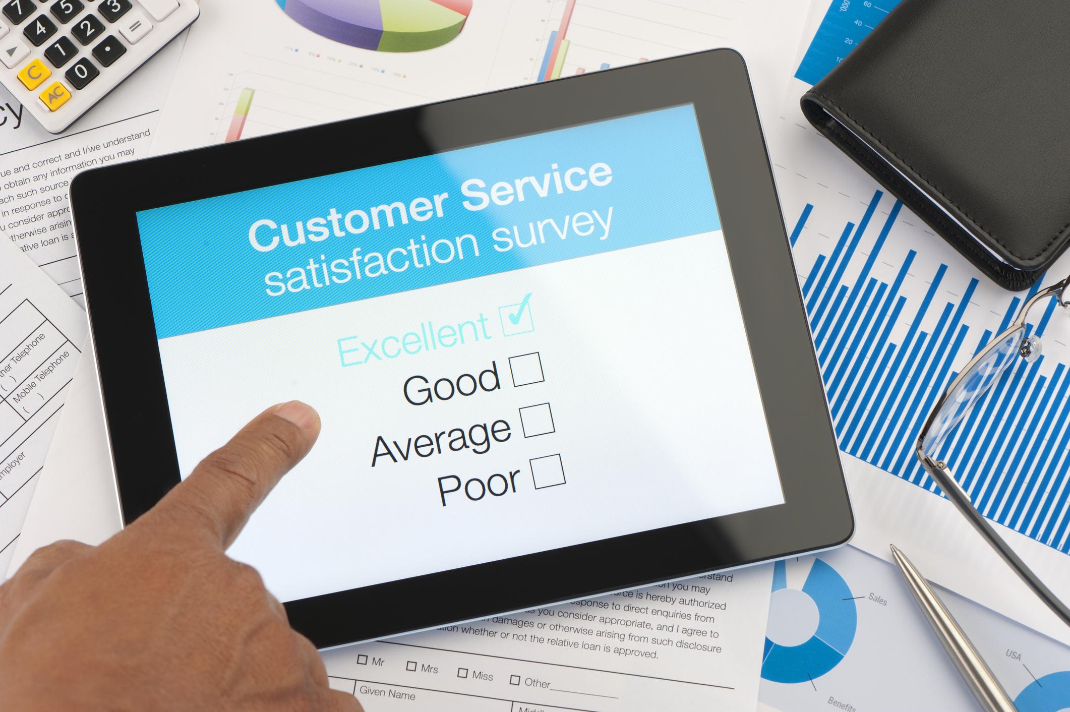 4 apps de pesquisa de satisfação: qual encaixa melhor no seu negócio?